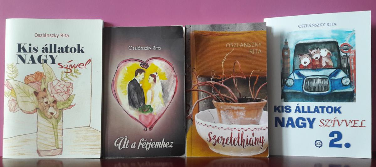 Könyvek Szívből